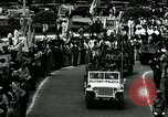 Image of Parade by Korean Constabulary Seoul Korea, 1948, second 8 stock footage video 65675028826