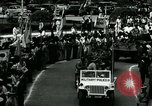 Image of Parade by Korean Constabulary Seoul Korea, 1948, second 10 stock footage video 65675028826