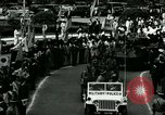 Image of Parade by Korean Constabulary Seoul Korea, 1948, second 12 stock footage video 65675028826