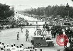 Image of Convoy of Korean Constabulary Seoul Korea, 1948, second 1 stock footage video 65675028827