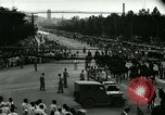 Image of Convoy of Korean Constabulary Seoul Korea, 1948, second 4 stock footage video 65675028827
