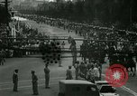 Image of Convoy of Korean Constabulary Seoul Korea, 1948, second 6 stock footage video 65675028827