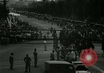Image of Convoy of Korean Constabulary Seoul Korea, 1948, second 7 stock footage video 65675028827