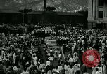 Image of Korean bands students and civilians march Seoul Korea, 1948, second 2 stock footage video 65675028828