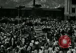 Image of Korean bands students and civilians march Seoul Korea, 1948, second 3 stock footage video 65675028828