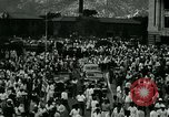 Image of Korean bands students and civilians march Seoul Korea, 1948, second 4 stock footage video 65675028828