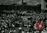 Image of Korean bands students and civilians march Seoul Korea, 1948, second 5 stock footage video 65675028828