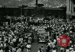 Image of Korean bands students and civilians march Seoul Korea, 1948, second 6 stock footage video 65675028828