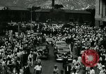 Image of Korean bands students and civilians march Seoul Korea, 1948, second 7 stock footage video 65675028828