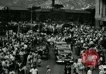 Image of Korean bands students and civilians march Seoul Korea, 1948, second 8 stock footage video 65675028828