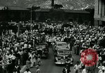 Image of Korean bands students and civilians march Seoul Korea, 1948, second 9 stock footage video 65675028828
