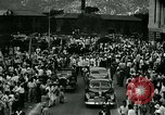 Image of Korean bands students and civilians march Seoul Korea, 1948, second 10 stock footage video 65675028828