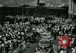 Image of Korean bands students and civilians march Seoul Korea, 1948, second 12 stock footage video 65675028828