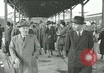 Image of North Korean Officials leave for Czechoslovakia North Korea, 1947, second 7 stock footage video 65675028831
