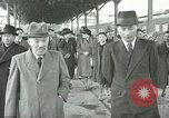 Image of North Korean Officials leave for Czechoslovakia North Korea, 1947, second 8 stock footage video 65675028831