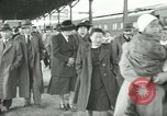Image of North Korean Officials leave for Czechoslovakia North Korea, 1947, second 9 stock footage video 65675028831