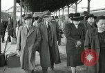Image of North Korean Officials leave for Czechoslovakia North Korea, 1947, second 10 stock footage video 65675028831