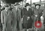 Image of North Korean Officials leave for Czechoslovakia North Korea, 1947, second 11 stock footage video 65675028831