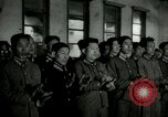 Image of Chairman of the Workers Party Kim Du Bong presents medals Korea, 1947, second 7 stock footage video 65675028832