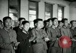 Image of Chairman of the Workers Party Kim Du Bong presents medals Korea, 1947, second 9 stock footage video 65675028832