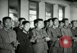 Image of Chairman of the Workers Party Kim Du Bong presents medals Korea, 1947, second 10 stock footage video 65675028832