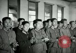 Image of Chairman of the Workers Party Kim Du Bong presents medals Korea, 1947, second 11 stock footage video 65675028832