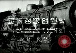 Image of Transportation Workers Meeting North Korea, 1947, second 3 stock footage video 65675028833