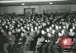 Image of Transportation Workers Meeting North Korea, 1947, second 8 stock footage video 65675028833