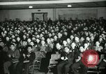 Image of Transportation Workers Meeting North Korea, 1947, second 9 stock footage video 65675028833