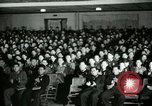 Image of Transportation Workers Meeting North Korea, 1947, second 10 stock footage video 65675028833