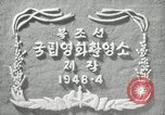 Image of Morning of the Independence Day Pyongyang North Korea, 1948, second 9 stock footage video 65675028834