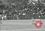 Image of Sports festival at the Pyongyang Stadium Pyongyang North Korea, 1948, second 7 stock footage video 65675028837