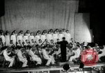 Image of Musical concert Pyongyang North Korea, 1948, second 2 stock footage video 65675028839