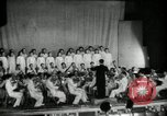 Image of Musical concert Pyongyang North Korea, 1948, second 5 stock footage video 65675028839