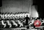 Image of Musical concert Pyongyang North Korea, 1948, second 6 stock footage video 65675028839