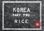 Image of Korean farmer irrigates rice field Korea, 1936, second 4 stock footage video 65675028850