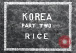 Image of Korean farmer irrigates rice field Korea, 1936, second 5 stock footage video 65675028850