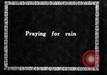 Image of Korean farmers pray Lord Buddha for rain Korea, 1936, second 2 stock footage video 65675028851
