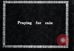 Image of Korean farmers pray Lord Buddha for rain Korea, 1936, second 3 stock footage video 65675028851