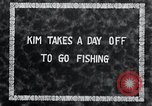Image of Korean farmers fishing Korea, 1936, second 6 stock footage video 65675028852