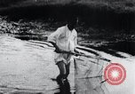 Image of Korean farmers fishing Korea, 1936, second 11 stock footage video 65675028852