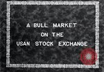 Image of Korean farmers at a bull's market Korea, 1936, second 2 stock footage video 65675028855