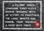 Image of Korean villagers appease local spirits Korea, 1936, second 6 stock footage video 65675028858