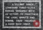 Image of Korean villagers appease local spirits Korea, 1936, second 9 stock footage video 65675028858