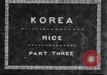 Image of Bull loaded with crop Korea, 1936, second 4 stock footage video 65675028860
