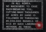 Image of threshing Korea, 1936, second 12 stock footage video 65675028861
