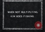 Image of fishing Korea, 1936, second 4 stock footage video 65675028867