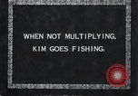 Image of fishing Korea, 1936, second 7 stock footage video 65675028867