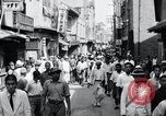 Image of Heavily crowded streets Kyongsong North Korea, 1945, second 5 stock footage video 65675028872