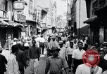 Image of Heavily crowded streets Kyongsong North Korea, 1945, second 10 stock footage video 65675028872